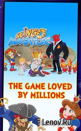 Slingo Adventure Bingo & Slots (обновлено v 16.13.01.3657) Мод (Unlimited Lives & More)