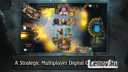 Shadowverse CCG v 2.9.0 Mod (1-hit kill/god mode)