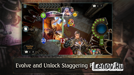 Shadowverse CCG v 2.6.4 (1-hit kill/god mode)