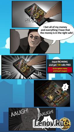 Rich Kings: Money Play v 1.1.0 (Mod Gems)