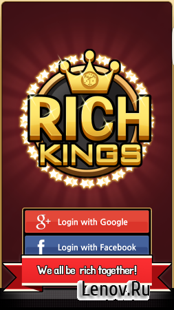 Rich Kings: Money Play v 1.1.0 (Mod Gems)