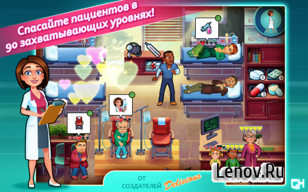 Heart's Medicine Time to Heal (обновлено v 36.0) Мод (Unlocked)