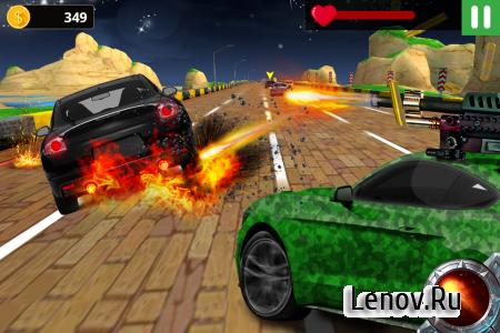 The Chase - Car Games (обновлено v 1.7) (Mod Money)