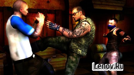 Fight Club - Fighting Games v 2.8 (Mod Money/Unlocked)