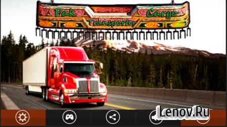 Pak Cargo Transporter v 1.0.1 (Mod Money)