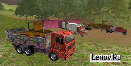 Pak Cargo Transporter v 1.0.1 (Mod Money)