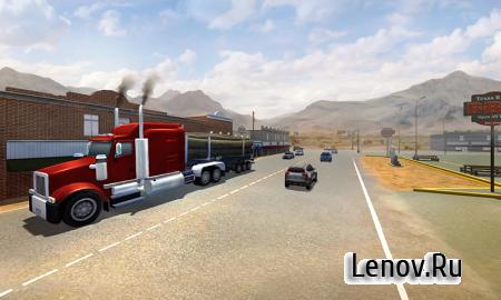 USA 3D Truck Simulator 2016 (обновлено v 1.19) Мод (много денег)