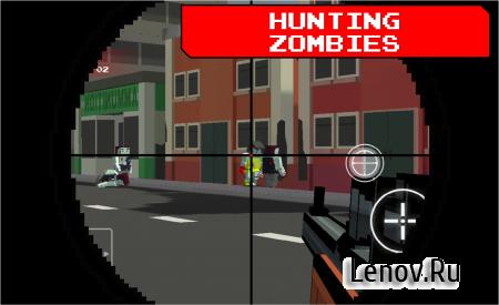 Pixel Z Sniper - Last Hunter v 1.7 Мод (много денег)