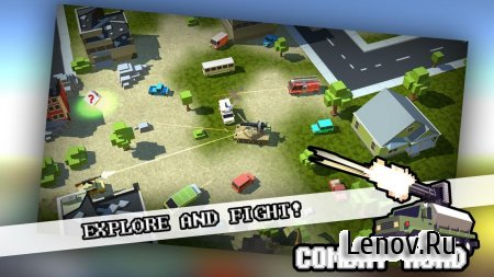 Combat Road v 1.0 (Mod Money)