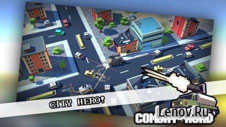Combat Road v 1.0 (Mod Money)
