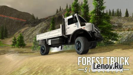 FOREST TRUCK SIMULATOR v 1.08