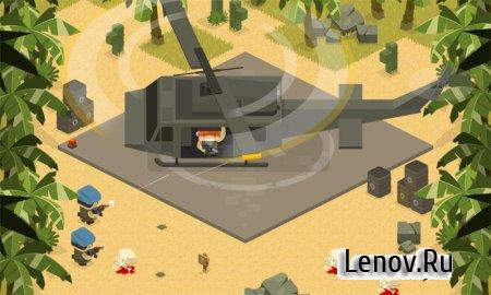 Commando ZX v 1.0.4 Мод (Unlocked)