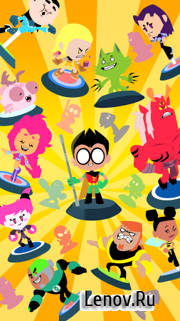 Teeny Titans - Teen Titans Go! v 1.2.1 Мод (Unlocked/Money/Ticket)
