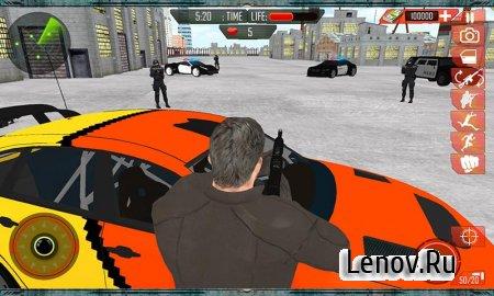 Grand Car Chase Auto Theft 3D v 1.0.2 (Mod Money)