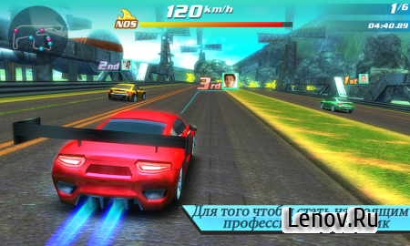 Drift car city traffic racer (обновлено v 2.5.6) (Mod Money)