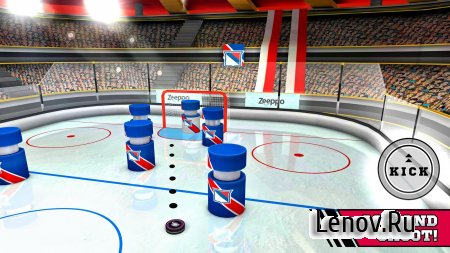 Pin Hockey - Ice Arena v 1.1 (Mod Money)