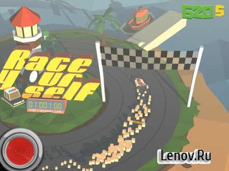 RACE Yourself (обновлено v 1.16) (Mod Money)