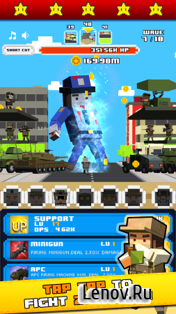 Tap Zombies - Hero Idle Titans v 1.0.13 (Mod Money)