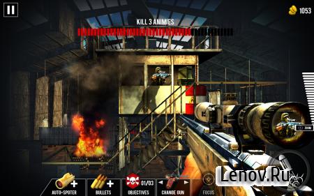 Elite Killer Commando Assassin v 1.0.4 (Mod Money)