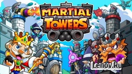 Martial Towers v 1.2.3262 (Mod Money)