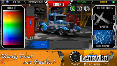 Door Slammers 2 Drag Racing v 2.996 (Mod Money)