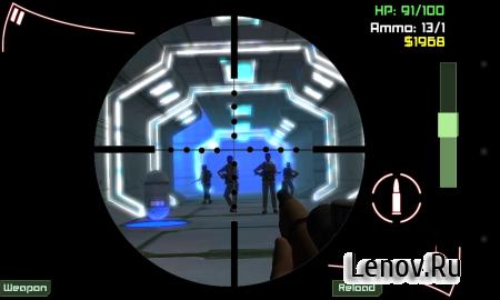 Sniper Shooter Killer 3D v 2.0 (Mod Money)