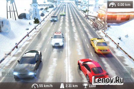 Traffic: Illegal Road Racing 5 (обновлено v 1.7) (Mod Money/Ads-Free)