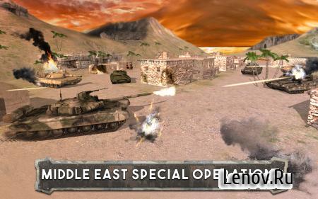 Tank Battle: Army Warfare 3D v 1.0 (Mod Money)