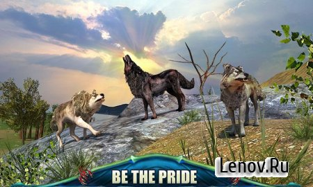 Ultimate Wolf Adventure 3D (обновлено v 1.5) (Mod Money/Ads-Free)