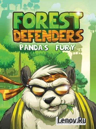 Forest Defenders: Panda's Fury v 1.0 (Mod Money)