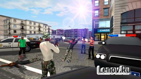 Gangster Crime Wars v 1.3.01 (Mod Money)