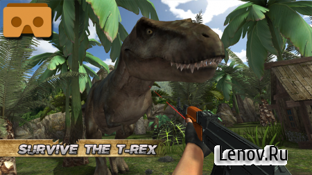 Jurassic Hunter Primal VR & TV v 1.0.1 (Mod Money)
