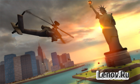 New York City Criminal Case 3D v 1.0 Мод (много денег)