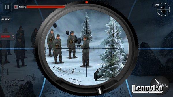 mountain sniper shooting 3d apk free download