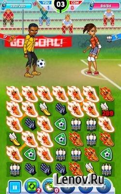 Puzzle Soccer v 1.2.6 (Mod Money/Energy)