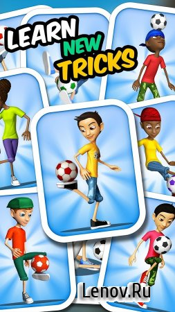 Kickerinho World v 1.9.4 (Mod Money)