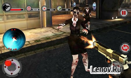 Zombie Kill Target v 1.6 (Mod Money)