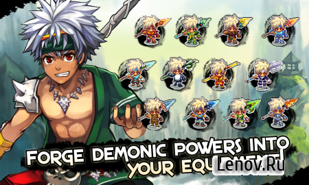 DemonSouls (Action RPG) v 2.4.1 Мод (Infinite Money)