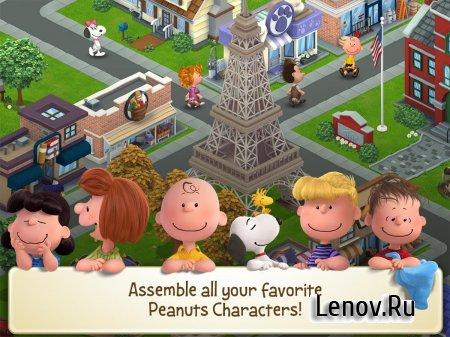 Snoopy's Town Tale - City Building Simulator v 3.7.9 (Mod Money)