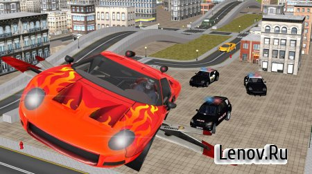 Grand City Crime Gangster game v 1.2 (Mod Money)