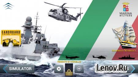 Marina Militare It Navy Sim v 2.0.6 Мод (Unlocked)