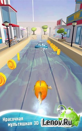 Run Fish Run 2 v 1.2.6 (Mod Money)