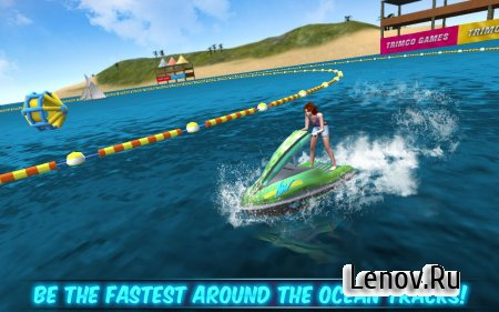 Extreme Power Boat Racers v 1.6 (Mod Money)