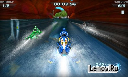 Powerboat Racing 3D v 1.6 (Mod Money)