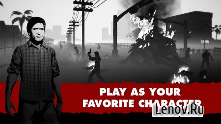 Fear the Walking Dead:Dead Run v 1.3.21 (Mod Money/Unlocked)