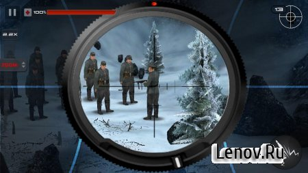 Mountain Sniper Shooting 3D v 4.6 (Mod Money)