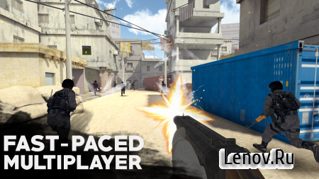 IRONFACE - Multiplayer Shooter v 5.3.1 Мод (Unlimited Gold & More)