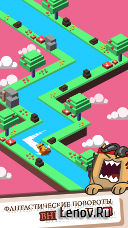 Splashy Cats: Endless ZigZag v 1.0.31 (Mod Money)