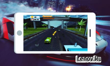 Speed Cars Racing 3D v 1.1 (Mod Money)