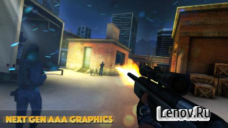 Sniper Expert 2 - 3D Shooting (обновлено v 1.1.68) (Mod Money)